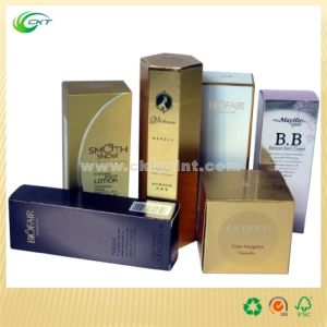 Deluxe Cosmetic Box with Matt Lamination (CKT-CB-443) pictures & photos
