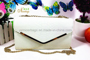 PU Leather Saddle Bag Fashion Shoulder Bag Wholesale in New York pictures & photos
