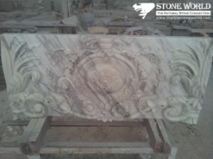 White Marble Carving Design for Garden Landscape pictures & photos
