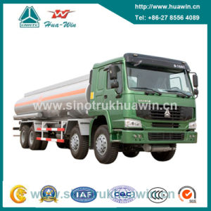 Sinotruk HOWO 8X4 Oil Tank Truck 25~30 Cbm pictures & photos