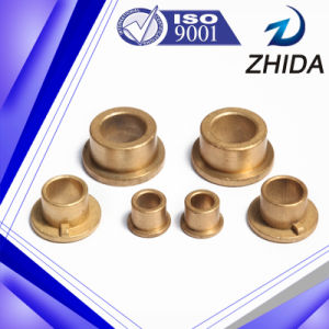 Step Type Sintered Oil-Retaining Bushing for Sewing Machine pictures & photos