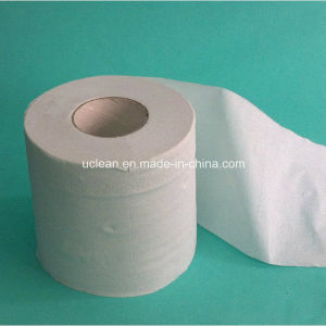 1000sheet 1ply Standard Recycled Toilet Tissue Paper pictures & photos