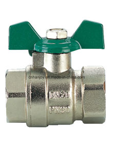 High Quality Brass Ball Valve (NV-1023) pictures & photos