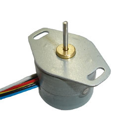 12V Pm Stepper Motor for Bank Equipment pictures & photos