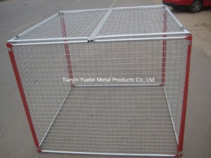 High Quality Galvanized Large Dog Kennel for Sale/Small Animal Cage Dog Kennel/Galvanized Large Cheap Dog Kennel and Run pictures & photos