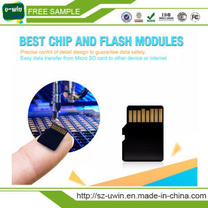 1GB -64GB Micro SD Memory Card (Memory Card SD-uwin-108) pictures & photos