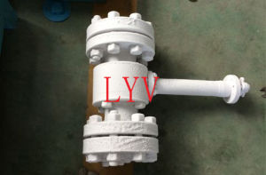 Forged Steel Flanged Ball Valve pictures & photos