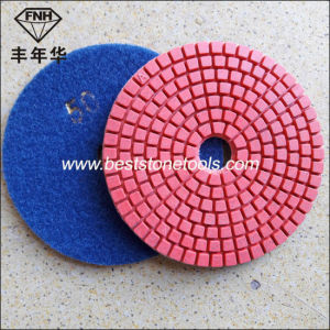 Wd-2-100 Diamond Flexible Polishing Pad in Abrasive Tool pictures & photos