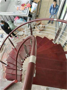 Fashion Modern 360 ° Rotating Staircase pictures & photos