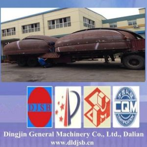 Section Forming Vessel Tank Elliptical Head pictures & photos