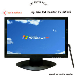"""Wide Screen 19"""" LCD Monitor with 4-Wire/5-Wire Resitive Touch pictures & photos"""