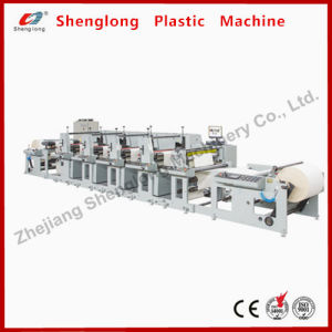 Hry-1000 Flexo Printing Machine pictures & photos