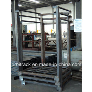 Movable Pallet Stacking Frame
