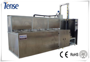 Tense Multi-Ultrasonic Cleaning Machine with Cleaning, Rinsing, Drying pictures & photos