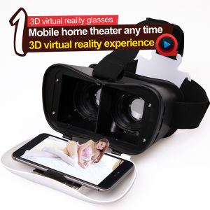 Google 3D Glasses Vr Headset Vr Box for Smart Phone pictures & photos