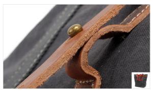 Three Colors Ladies Cheap Ladies Canvas Handbag (RS-2106P) pictures & photos
