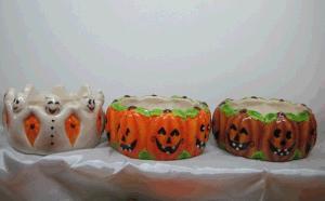 Ceramic Pumpkin Bowl for Halloween pictures & photos