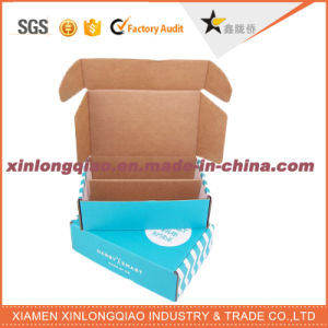 Factory Price Custom Printed Logo Corrugated Shipping Box pictures & photos