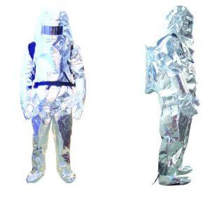 Solas Approved Aluminum Foil Fire-Proof Suit pictures & photos