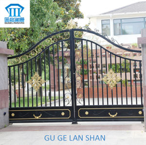 High Quality Crafted Wrought Iron Gate/Door 038 pictures & photos