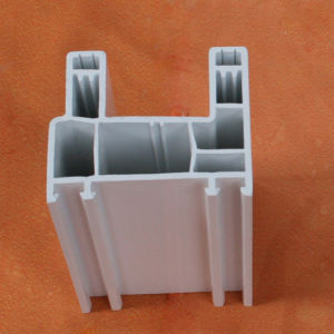 60 Series PVC Window Frame Plastic Profile pictures & photos