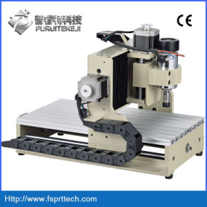 CNC Router Machine CNC Milling Engraving for Plastics Bakelite Solid Wood pictures & photos