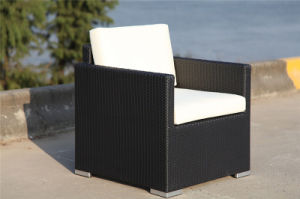 Elegant Popular Outdoor Party Rattan Garden Dining Chairs and Table pictures & photos