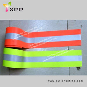 003 Reflective Tape for Clothing Warning Band pictures & photos