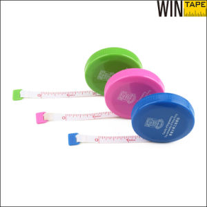 Dollar Store Items Colorful Retractable Sewing Cm Measuring Tape (RT-158) pictures & photos