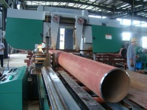 Pipe Cutting Machine-Pipe Shop Cutting pictures & photos