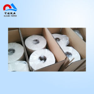 100% Virgin Pulp 2 Ply Super Soft Jumbo Roll OEM Factory pictures & photos