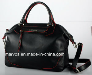 2016 Spring Fashion Woman Tote Handbag 100% Leather Bag (M1216) pictures & photos