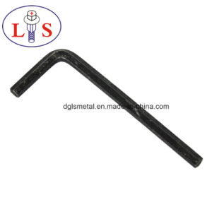 Factory Price White Zinc Plated Allen Wrench with High Quality pictures & photos