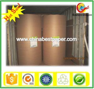 (AP-C1S ART PAPER 80G) Art Roll Paper pictures & photos