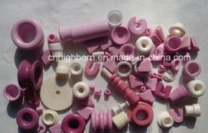 Textile Al2O3 Alumina Ceramic Parts pictures & photos