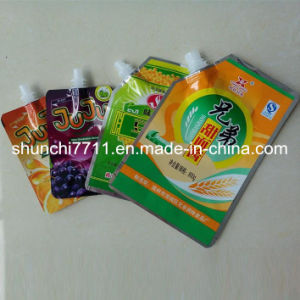 Wholesale High Quality Stand up Spout Bag pictures & photos