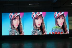 High Contrast SMD2121 LED P3.91 LED Video Wall pictures & photos