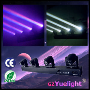 4 Head LED Moving Head Beam Used Stage Lighting Equipment pictures & photos