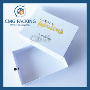 Luxury Rigid Gift Box Cosmetic Packaging Paper Box (CMG-PGB-017) pictures & photos