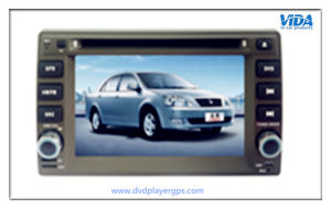 Double DIN Car DVD Player for Geely Vision with GPS Navigation pictures & photos