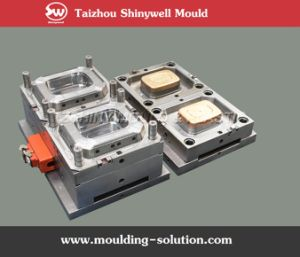 1000ml Square Ice Cream Container Mould