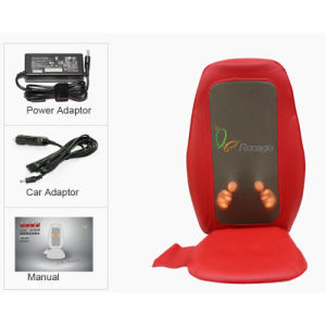 Body Massager 3D Shiatsu Back Massage Seat Cushion pictures & photos