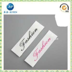 2016new Design Clothing Satin Woven Label for Garment /Clothes (JP-CL071) pictures & photos