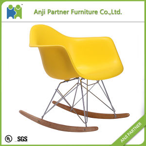 Color Optional Dining Furniture Unfolded Plastic Chair for Adult (John) pictures & photos