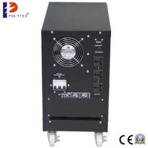 Pure Sine Wave Inverter 5000W 24V to 230V Solar Power Supply pictures & photos
