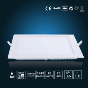 15W LED Panel Light 190*190*16mm pictures & photos