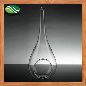 Hanging Glass Candle Holder European Glass Candlestick pictures & photos