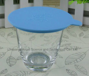 Holiday Silicone Tea Cup Lid Cover, Silicone Mug Lid Cover SL12 pictures & photos