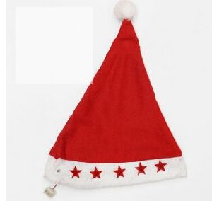 Red Felt Christmas Hat for Christmas Party 40*28cm pictures & photos