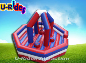 Interative Human game Inflatable Wrecking Ball for adult and kids pictures & photos